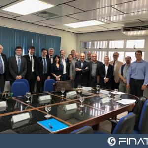 Acordo de cooperação internacional com a Safran é assinado na Finatec