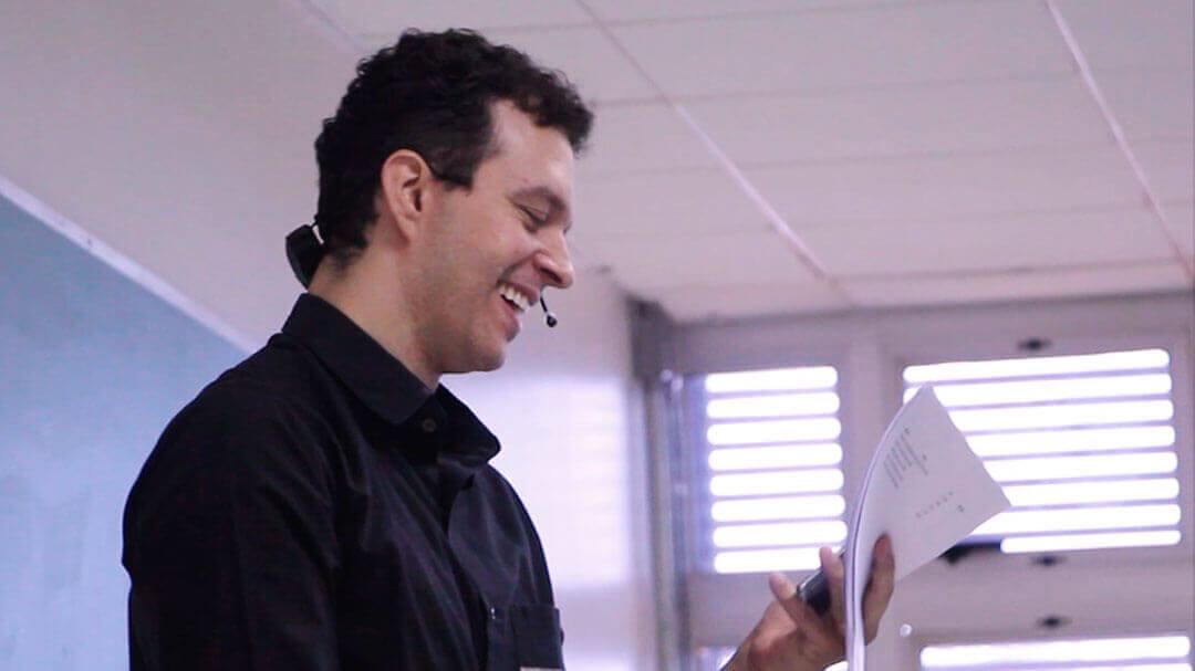 Metodologia desenvolvida pelo professor Ricardo Fragelli, da UnB, leva o Prêmio Top Educacional Professor Mário Palmério